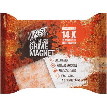 Fast Orange® Soap-Infused Grime Magnet 2 oz. Package