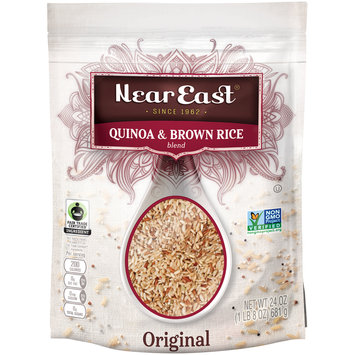 Near East® Original Quinoa & Brown Rice Blend 24 oz. Pouch