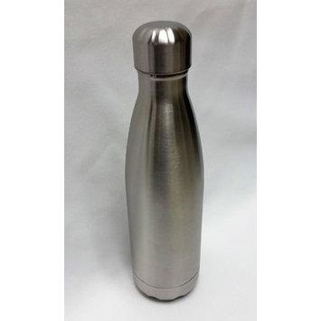 Red Barrel Studio Ilka 17 oz. Water Bottle Finish: Stainless Steel