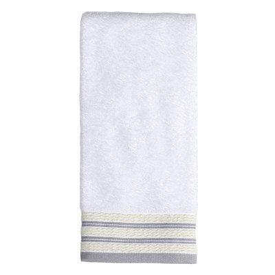 Saturday Knight, Ltd. Gen X Hand Towel, White