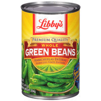 Libby's® Whole Green Beans 14.5 oz. Can