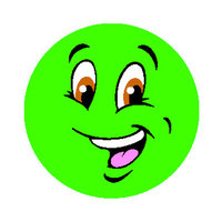 Trend Enterprises Stinky Stickers Colorful Smiles