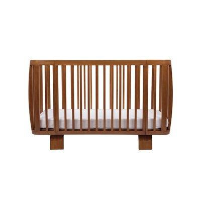 Bloom Retro 3-in-1 Convertible Crib Finish: Oak