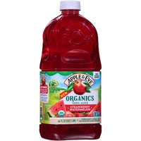 Apple & Eve® Organics Strawberry Watermelon 100% Juice 64 fl. oz. Bottle