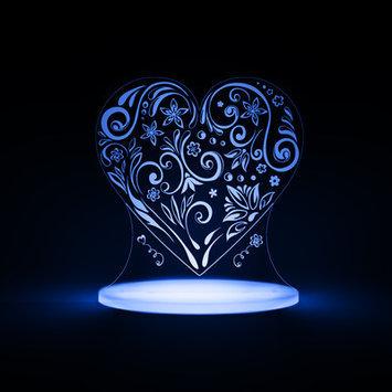 Total Dreamz Heart LED Night Light