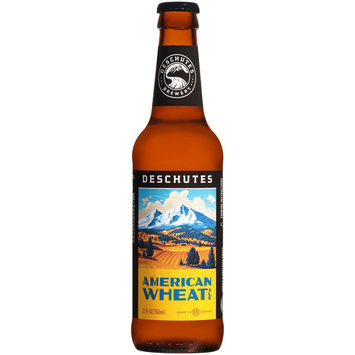 Deschutes American Wheat Ale Beer 12 fl. oz. Bottle