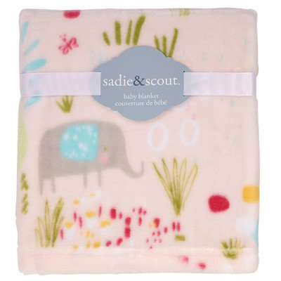 Babies R Us Sadie & Scout Little Meadow - Blanket