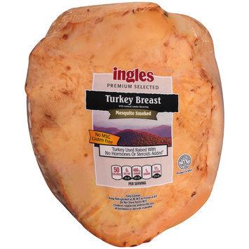 Ingles Premium Select Mesquite Smoked Turkey Breast Wrapper