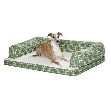 Midwest Homes For Pets Quiet Time Bolster Size: 40