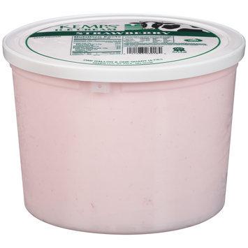 Kemps® Strawberry Ice Cream 1.2 gal. Pail