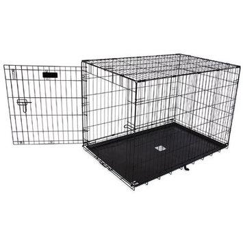 Aspen Pet Single-Door Home Training Pet Crate Size: 30