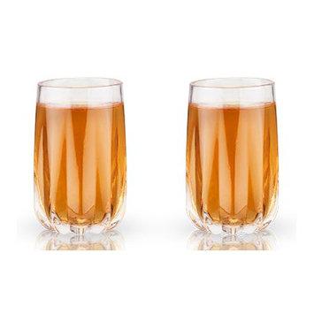 Viski Raye Crystal Cactus 2 oz. Shot Glass