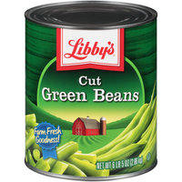 Libby's® Cut Green Beans 6.31 lb. Can