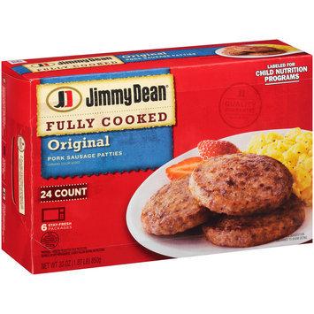 Jimmy Dean® Original Sausage Patties 30 oz. Box