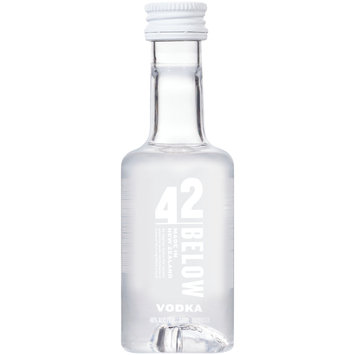 42 Below Vodka 50mL Bottle