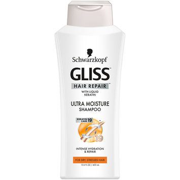 Schwarzkopf Gliss™ Hair Repair™ with Liquid Keratin Ultra Moisture Shampoo