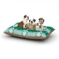 East Urban Home Alison Coxon 'Diamond' Dog Pillow with Fleece Cozy Top Size: Large (50