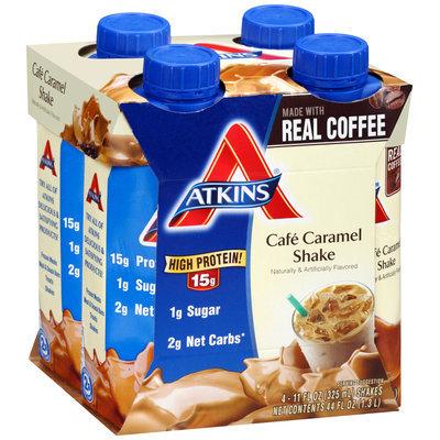 Atkins® Advantage Cafe Caramel Shake 4-11 fl. oz. Pack