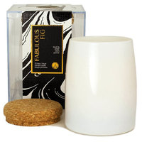 Aestheticcontent Fig and Jasmine Favoloso Soy Jar Candle