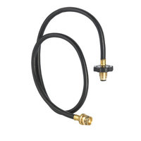 Grillmark BBQ-467927 Hose And Adapter, 4'