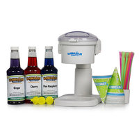 Snow Cone Party Package by - Hawaiian Shaved Ice - 3519