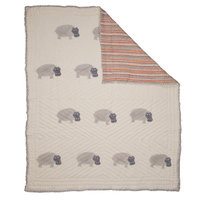 Naaya By Moonlight Hippo Quilt
