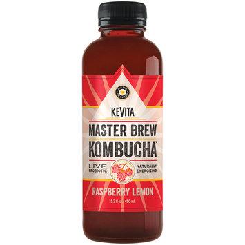 Kevita® Master Brew Kombucha™ Raspberry Lemon Live Probiotic Drink 15.2 fl. oz. Bottle