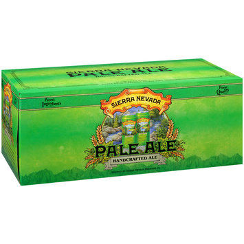 Sierra Nevada® Pale Ale® Handcrafted Ale Beer 18-16 fl. oz. Box