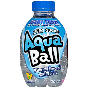 AquaBall™ Berry Frost Naturally Flavored Water Drink 10 fl. oz. Bottle