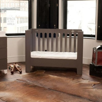 Bloom Alma Papa Toddler Bed Rail Finish: Frost Gray