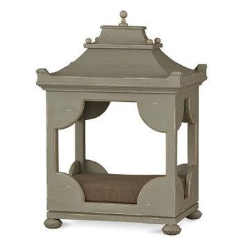 Bramble Co Steven Shell Brighton Doggie Bed Size: Medium (30.31