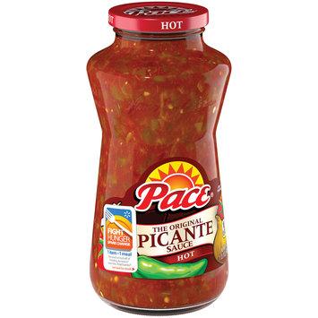 Pace Hot Picante Sauce 24 oz.