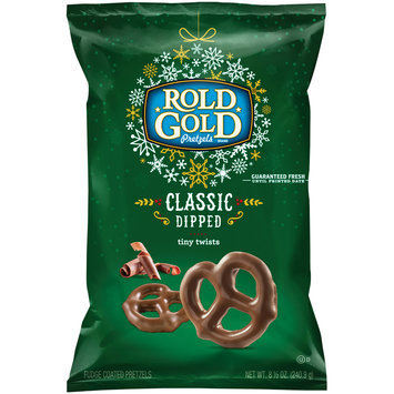Rold Gold® Classic Dipped Tiny Twists Pretzels 8.5 oz. Bag