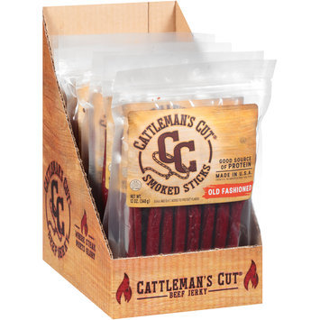 Cattleman's Cut® Old Fashioned Smoked Sticks 8-12 oz. Bags