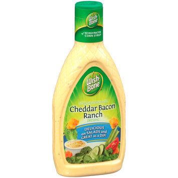 Wish-Bone® Cheddar Bacon Ranch Dressing 15 fl. oz. Bottle