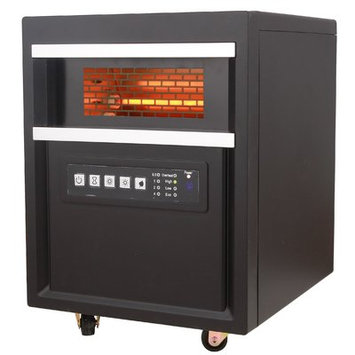 All Pro Comfort Glow Infrared 5100 BTU Electric Cabinet Heater