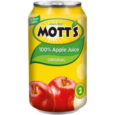 Mott's® Original 100% Apple Juice 11.5 fl. oz. Can