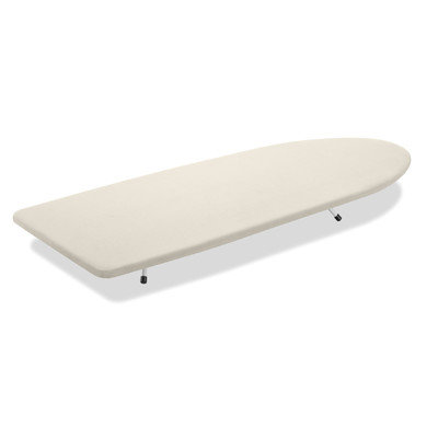 Tabletop Ironing Board Cream