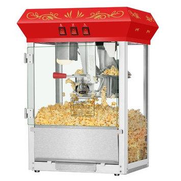 Superior Popcorn Company 0.25 Qt. Movie Night Countertop Popcorn Popper Machine Color: Red