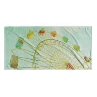 Kavka Summer Sky Beach Towel