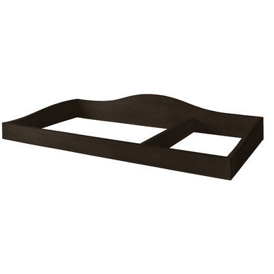 Evolur Changing Tray Finish: Cafe Noir