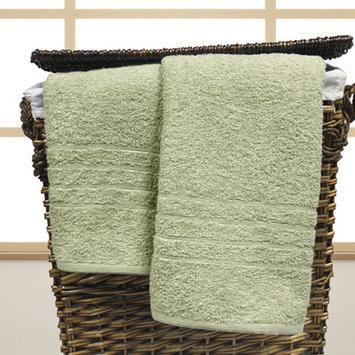 Charlton Home Spa Cotton Oversized Bath Sheet Color: Jade