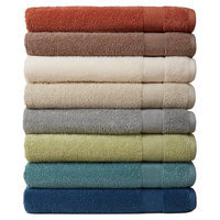 Mercury Row Deberry 4 Piece Kushlon Texture Towel Set Color: Cinnamon