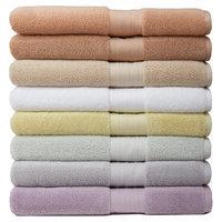 Alcott Hill 4 Piece Luxury Turkish Towel Set Color: Salmon