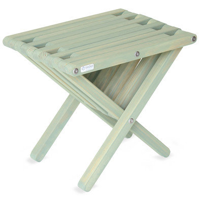 Glodea Eco Friendly End Table X36 Made in USA