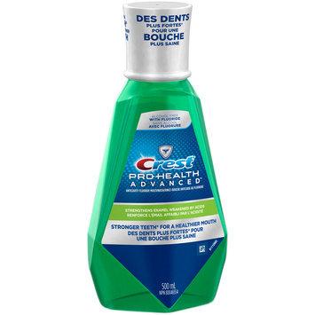 Crest® Pro-Health Advanced™ Anticavity Fluoride Mouthwash 500mL Bottle