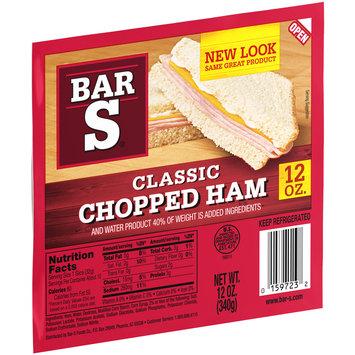 Bar-S® Classic Chopped Ham 12 oz. Package