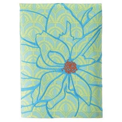 Peking Handicraft Dahlia Guest Bath Towel (Set of 2)