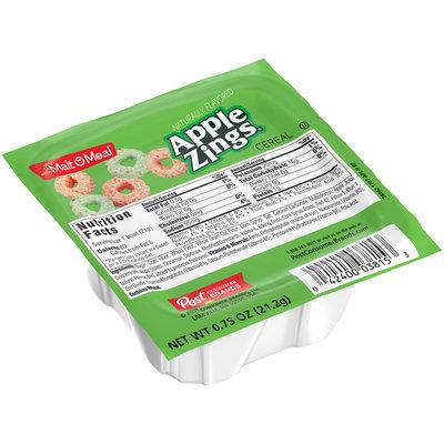 Malt O Meal® Apple Zings® Cereal 0.75 oz. Bowl