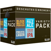 Deschutes Brewery® Beer Variety Pack 12-12 fl. oz. Glass Bottles